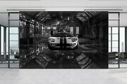 3d Old Factory Car O742 Transport Wallpaper Mural Self-adhesive Removable Amy