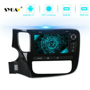 Android 10 Car Radio For Mitsubishi Outlander Stereo Gps Head Unit Cd Dvd Player