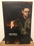 Hot Toys Vgm09 - Resident Evil 5 - Biohazard 5 - Chris Redfield S.t.a.r.s. Vers