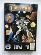 Caltron 6 In 1 - Unlicensed Nintendo Nes Brand New / Factory Sealed