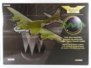 Awesome Corgi Aa33310 Boeing B-17f Flying Fortress 172-s Sights And Sounds New Ib