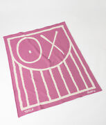 André Saraiva X Tekla Mr. A Pink Blanket Limited Edition Sold Out Monsieur Andre