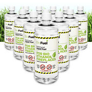 Bioethanol Fuel For Fires Free Delivery Premium Qualityclean Burn