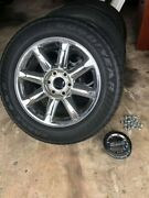 Set Of 4 Goodyear Eagle Ls 2 Tires And Rims...barely Used...only 20000 Miles