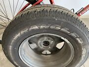 5 Jeep Wrangler Tires And Wheels. 8 Thousand Miles On Them. Cash