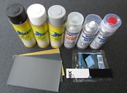 Spray Can Valspar Base Coat Touch Up Paint For 2004 - 2008 Suzuki Forenza Reno
