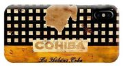 Cohiba Old Cigar Factory Sign Photo Iphone Case - Super Cool