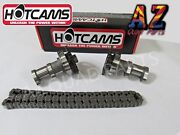 08-14 Kawasaki Kfx450r Hotcams Hot Cams Stage 2 Two Camshafts And Cam Timing Chain