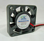 New Gdt 5v 0.14a 9-blade Brushless Fan 40mm X 40mm X 10mm - Lot Of 500pcs