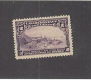 Canada Mk3562 101 Vf-mh 10cts Quebec In 1700 /1608-1908 /violet Cat Val 300