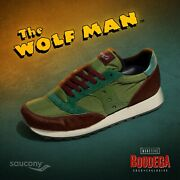 Saucony Rare Wolf Man Size 12 Jazz Sdcc 2018 Super7 Universal Monsters