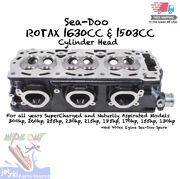 New Sea-doo 4 Stroke Cylinder Head Casting - Rxp Rxt Gtx Gtr Gti Supercharged