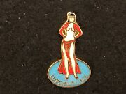 A Pins Pin Femme Sexy Pin-up Nose Art Aviation Ww2 Luscious Lace Version Email