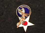 A Pins Pin Femme Sexy Pin-up Nose Art Aviation Ww2 Version Email