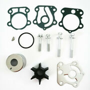 For Yamaha Oem Water Pump Impeller Repair Kit For 60-90hp Outboards 692-w0078-00