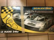 Scalextric Track Set ,ninco,scx,carrera,hornby And Pioneer Slot Car Lot 36 Cars