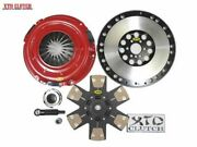 Xtd Stage 3 Clutch Kit And Racing Flywheel For 1998-2002 Firebird Trans Am Ws6 Ls1