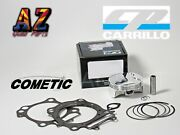 06-09 Yz450f Yz 450f 95mm Cp Stock Bore 131 Piston Cylinder Cometic Top Gaskets