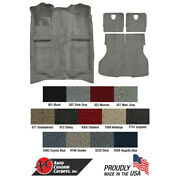 Fox Body Mustang Carpet 1987 - 1993 Hatchback With Cargo Area Complete