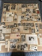 Liza Minnelli - Assorted Lot Of Clippings