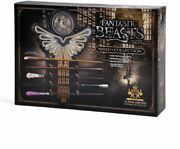 Fantastic Beasts And Where To Find Them 5 Wand Macusa Display Set Newt Queenie