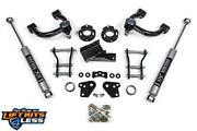 Bds Suspension 1545h 3.5 Uca Lift Kit For 2019 Ford Ranger 4wd Gas