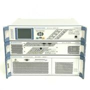 Digital Television Transmitter Control Exciter Amplifier Sv7050 Rohde And Schwarz