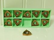 Walter Carbide Turning Inserts Wcgt431-pm2 Grade Wxn10 Qty 10 Pcs 5025616