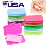 Sale Dental Orthodontic Wax For Relief Brace Gum Irritation 10 Kinds Of Scent