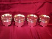 Cosworth Scc Piston/pin Set 85mm 2 Ring Je Forged Formula Vintage Historic Race