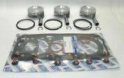 Seadoo Supercharged 4-tec Top End Rebuild Kit 1.00 Mm Over Bore