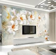 3d Lily O1219 Wallpaper Wall Mural Removable Self-adhesive Sticker Kids Amy