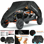 Neverland 2 Row Seats Utility Vehicle Cover For Polaris Rzr Xp 4 S4 900 1000 Us