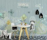 3d Tropical O1678 Wallpaper Wall Mural Removable Self-adhesive Sticker Kids Amy