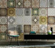 3d Ceramic Tile O1929 Wallpaper Wall Mural Removable Self-adhesive Sticker Amy