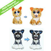 New Feisty Pets Plush Choose Yours Sammy Sucker Punch Princess Pottymouth