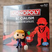 Monopoly Socialism Haters Will Say Itand039s Fake. Trump 2020