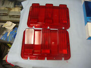 Nos 1967 1968 Mustang Tail Light Lens Tail Lamp Fastback Coupe Convertible Gt