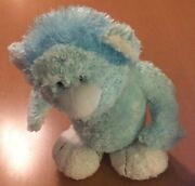 Boyd's Bears And Friends Funny Light Blue And White Plush 14