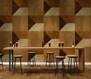 3d Wood Grain O595 Wallpaper Wall Mural Removable Self-adhesive Sticker Kids Amy