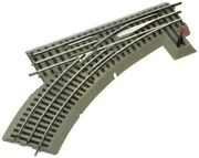 Lionel 12017 O Scale Fastrack O36 Manual Switch Left Hand