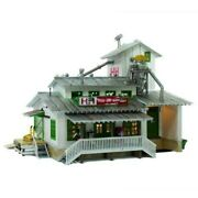 Woodland Scenics N Scale Built-up Building/structure Handh Feed Mill