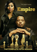 Empire The Complete Fifth Season [new Dvd] Boxed Set, Dolby, Widescreen, Ac-3
