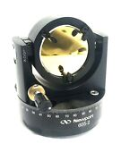Newport 605-2 Gimbal Optic Mount Low-distortion Axial Clamping And 2andrdquo Mirror