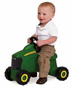 John Deere Toy Tractor For Toddlers 1.5-3 Years Ride On Scooter Play Learning