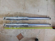 Used Indian Oem 2003 Chief Gilroy Fork Forks Leg Legs Chrome 31-214 31-215