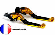 Levers Lever Foldable Brake Clutch Levers Fits Yamaha Yzf R1 R1m R1s