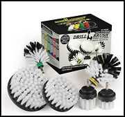 Drill Brush – Ultimate Car Wash Kit Cleaning Supplies Carpet Truck Accessories W