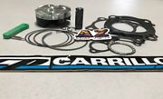 09-16 Honda Crf450r Crf 450r 96mm 131 Cp Race Coated Piston Cometic Gaskets
