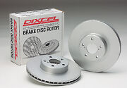 Dixcel Disc Rotor Type Pd 1507929-pd [compatibility List In Desc.]